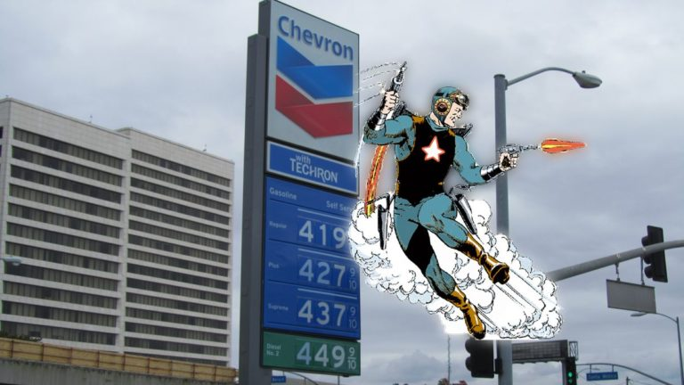 Buck Rogers and the Price of Gasoline