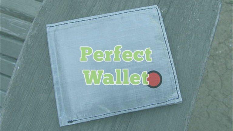 Yasutomo 2020 Wa-Ben Wallet: Cuben Fiber Delight