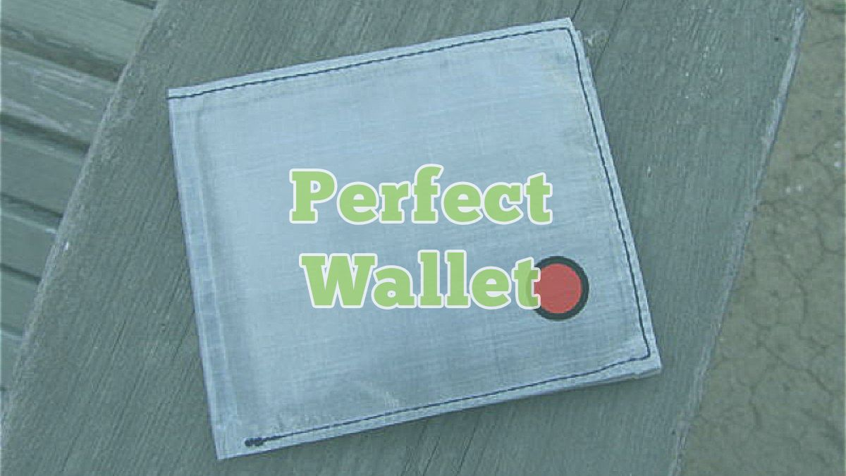 Yasutomo 2020 Cuben Fiber Wallet