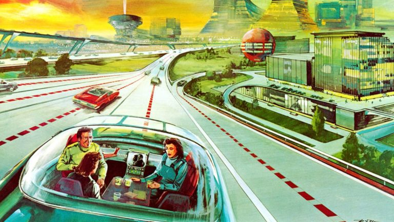 What I Think About When I Think About Flying Cars