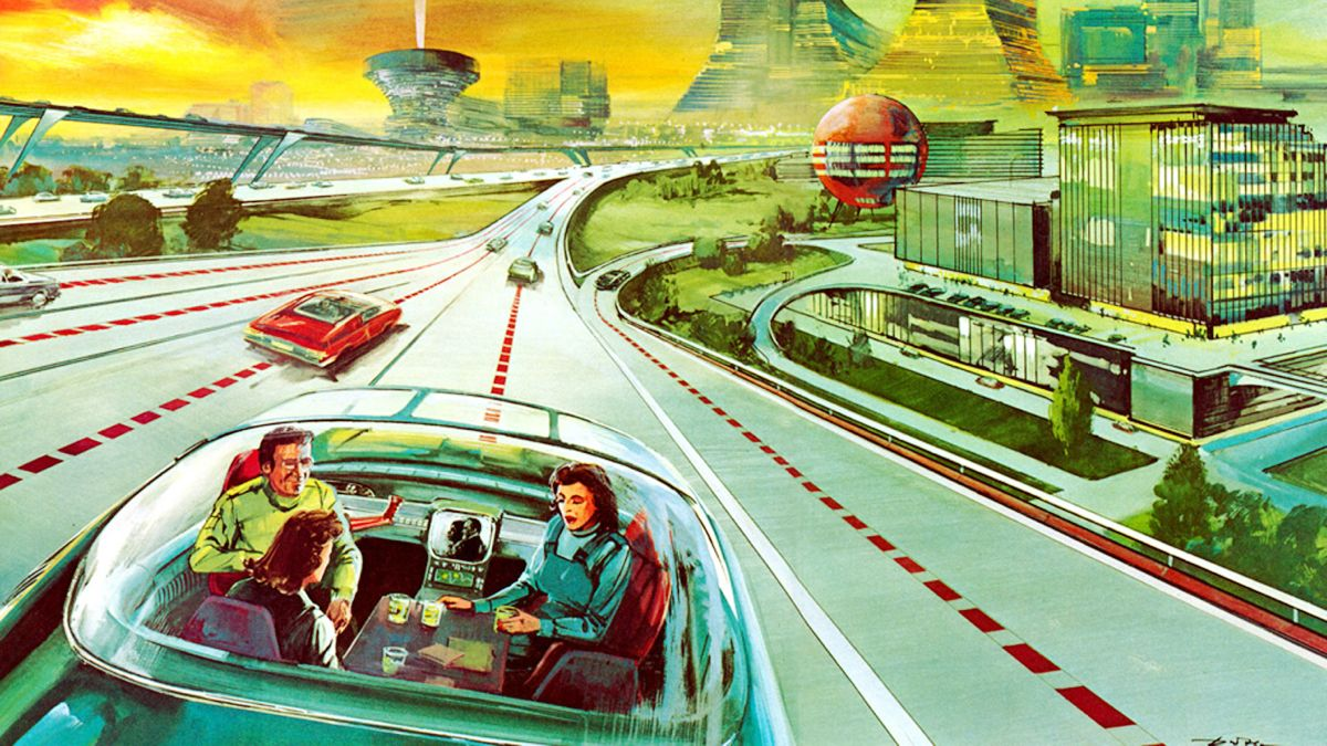 The Retro-Future Promise: Flying Cars