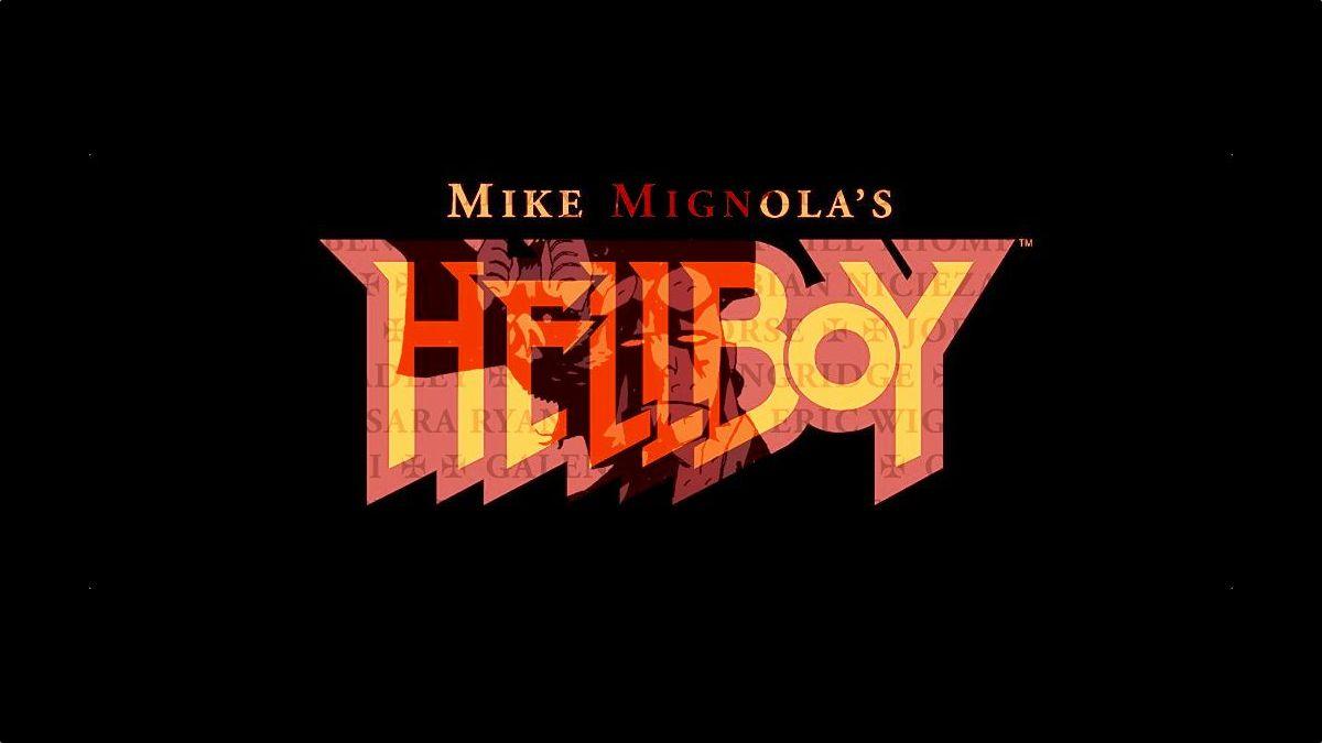 Hellboy:Weird Tales Header