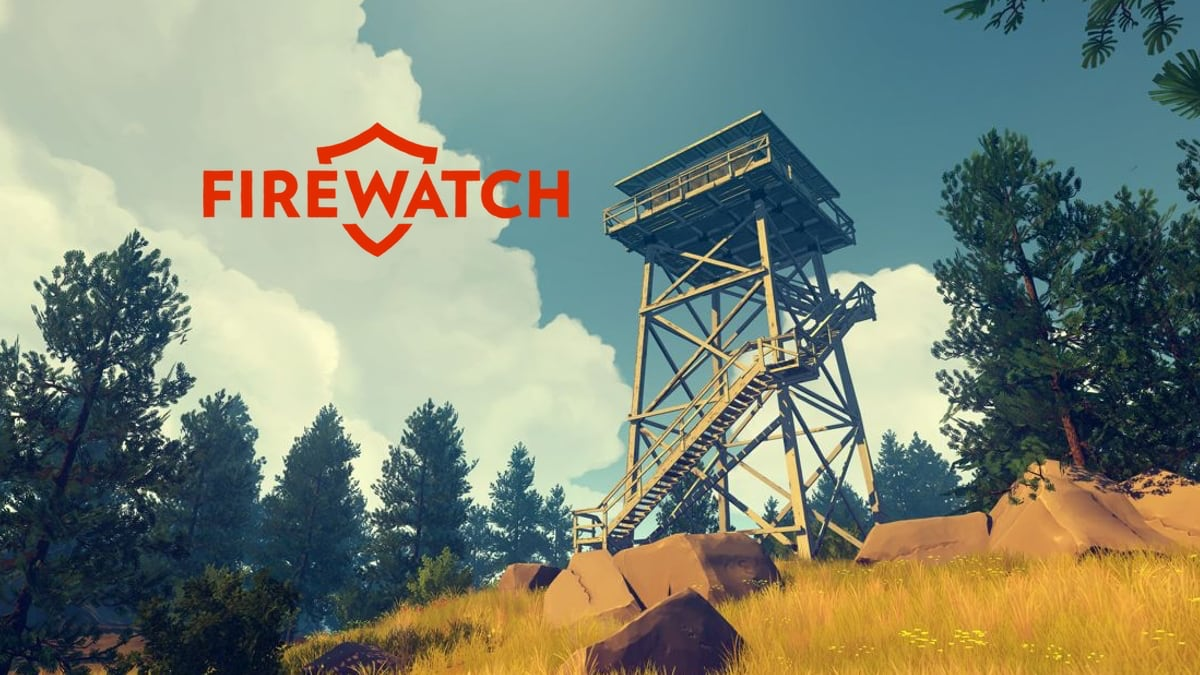 Firewatch, a Game about Fire Lookout Towers
