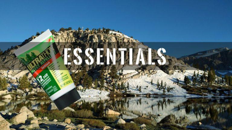 Essentials: Ultrathon Insect Repellent
